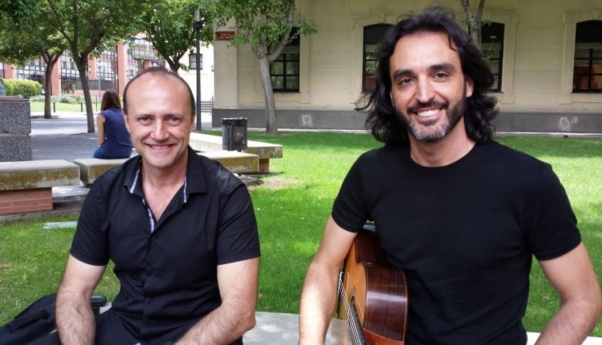 Getafe TV – La Guitarra Clásica de Toni Cotolí – 3/07/2014