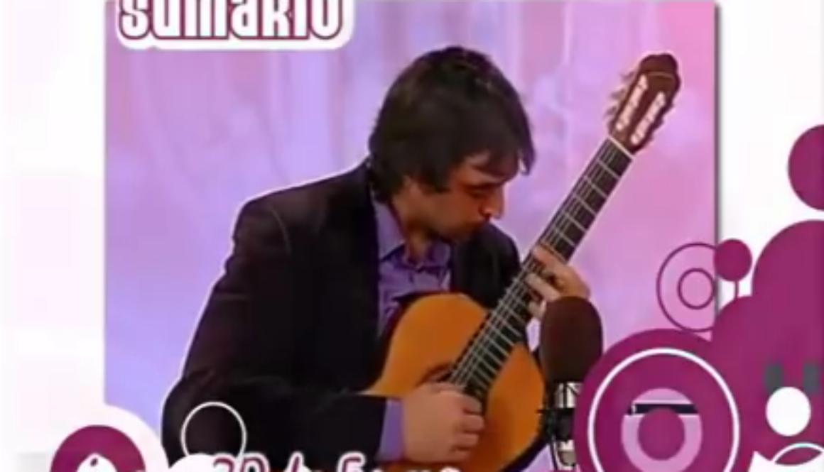 ENTREVISTA UPV TV – 26/01/2011