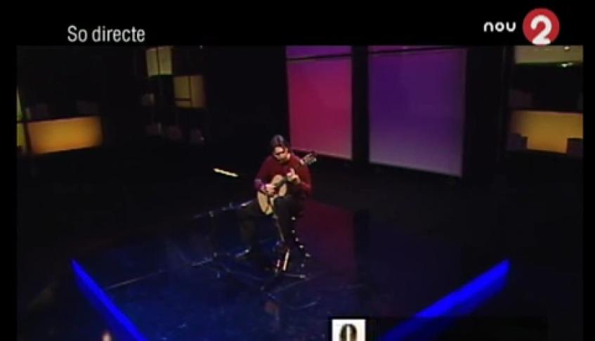 "Entrevista programa ""Encontres"" – Televisión NOU 2 – 31/01/2011"