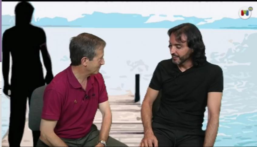 Nos sumergimos en los 'Sueños' del genial guitarrisa Toni Cotolí. Diario Crítico TV – 27/06/2014