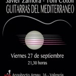 Guitarras del Mediterráneo