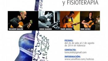 Cartel VI Curso Ricardo Gallén 2014
