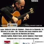 Cartel V Curso Ricardo Gallén 2013
