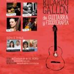 Cartel VII Curso Ricardo Gallén 2015