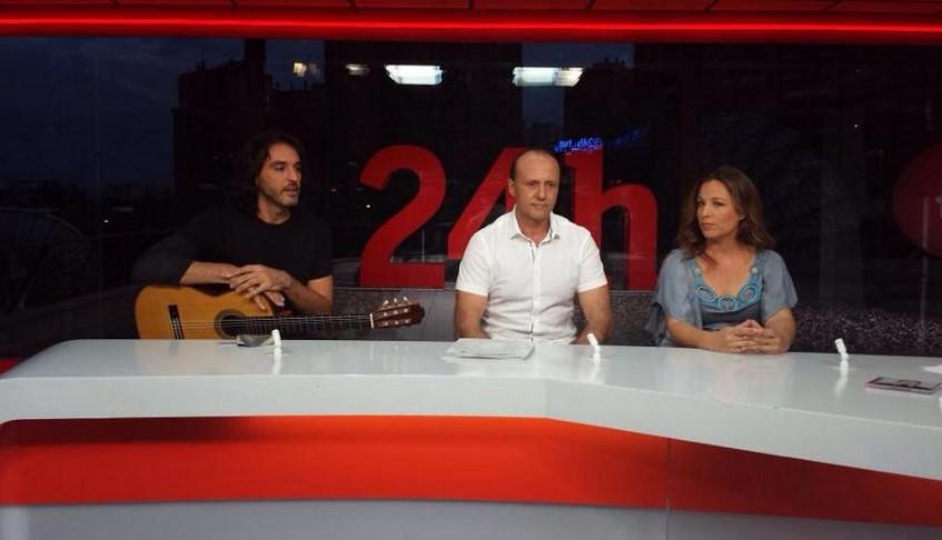 RTVE – La Tarde en 24H – 23/09/2014