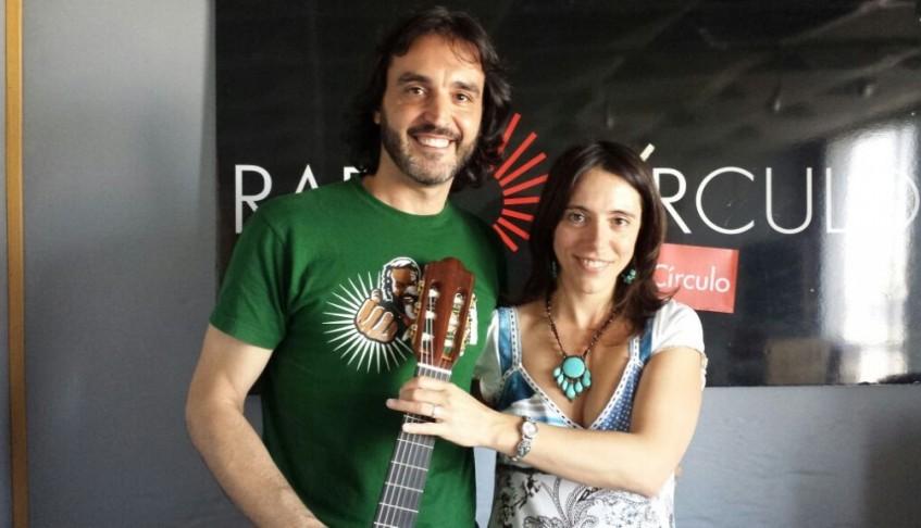 Entrelares – Radio Círculo. Aromas de Guitarra con Toni Cotolí – 19/06/2015