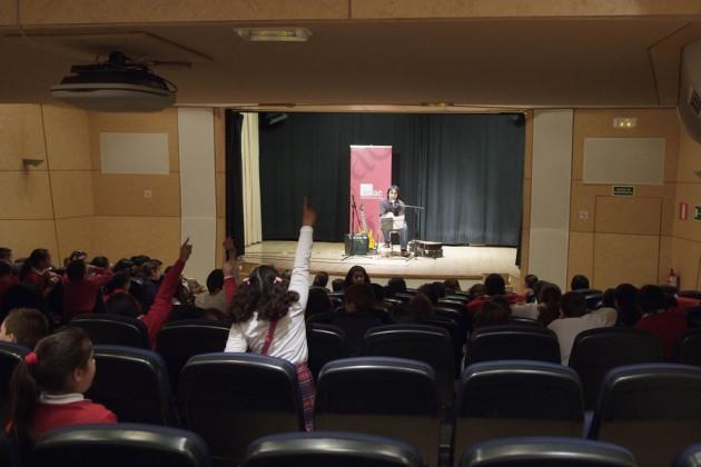 Conciertos Pedagógicos SGAE Valencia 2012