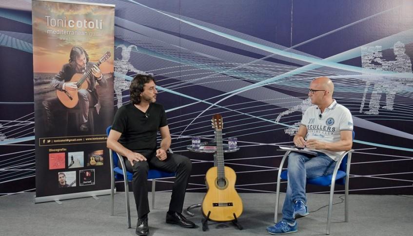 Entrevista en ´Quadern en Blanc´ TV4 – 19/07/2015