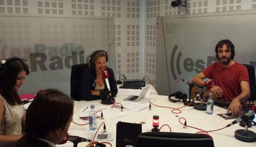 Es Radio – Déjate de historias: Toni Cotolí, concertista de guitarra clásica – 24/09/2015