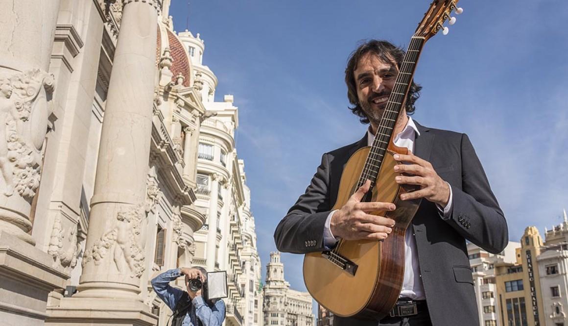 Guitarrista Valencia