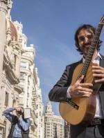 LEVANTE. Toni Cotolí lleva sus 'Sueños de guitarra' al Palau de la Música