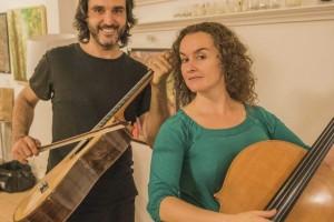 Concierto de Cello y Guitarra en el Festival ´Cultura Als Pobles´ 2018
