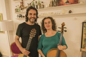 Concierto en Oliva ´Festival Música a la Mar´junto a Gloria Aleza (cello)