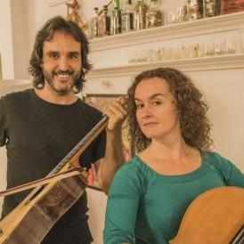 "El guitarrista Toni Cotolí abrirá el ciclo ""Música a la Mar"" de Oliva junto a la cellista Gloria Aleza (Onda Naranja Cope 26/07/2017)"