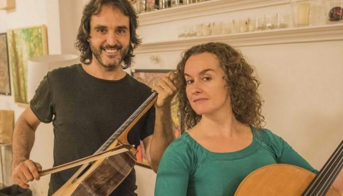 Concierto Cello y Guitarra en el Cine Avenida de Tous