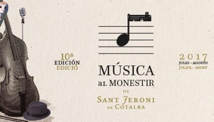 Concierto Cuerdas de Acero en el Monasterio de Sant Jeroni de COTALBA