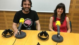 Entrevista Cadena Ser (21/07/2017) IX Curso Ricardo Gallén