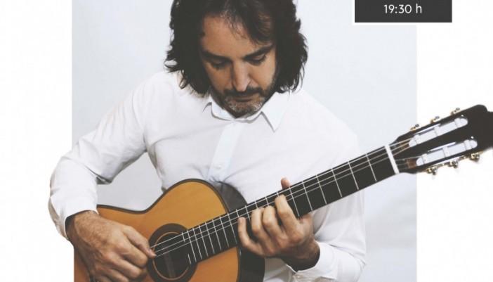 """""""Sueños de Guitarra"""" en el Palau de la Música de Valencia"""