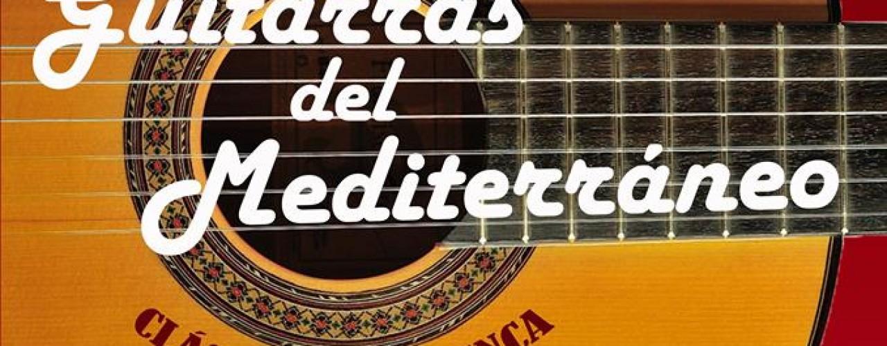 Concierto Guitarras del Mediterráneo en FusionArt de Benimaclet