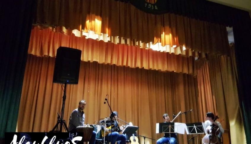 + TURIA: 'Cuerdas de Acero' pone en pie el festival Alcublues