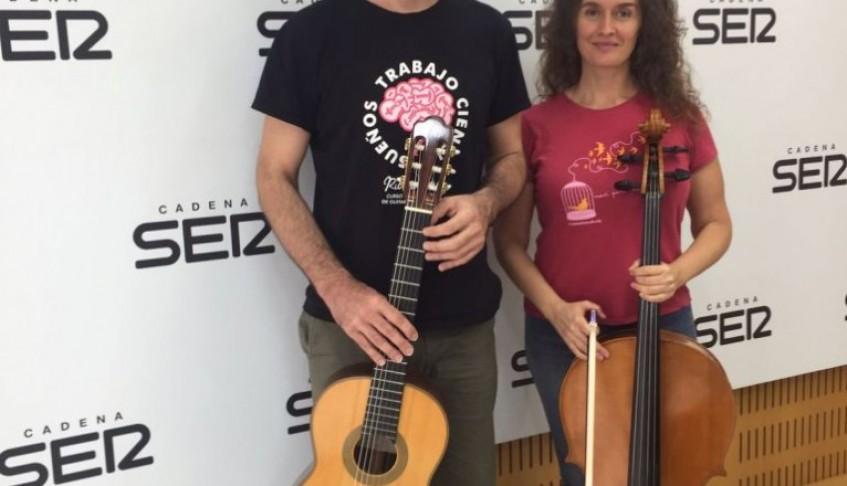 CADENA SER. Toni Cotolí estrena Sueños de guitarra en el Palau para celebrar sus quince años de carrera