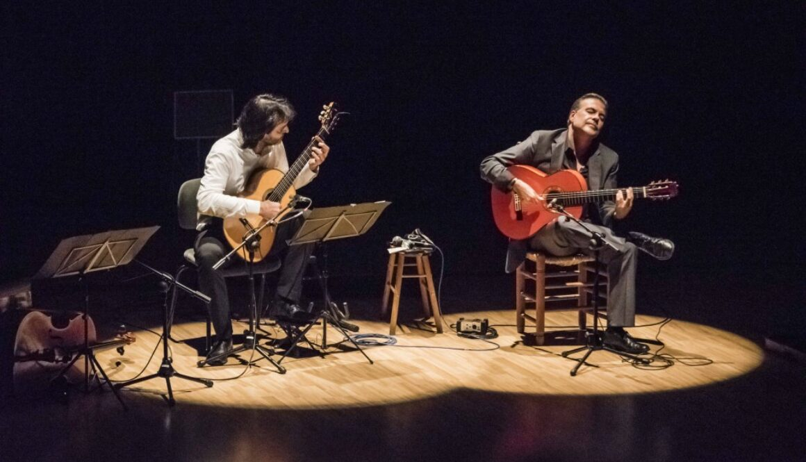 """Concierto de """"Guitarras del Mediterráneo"""" en el Ciclo Estiu Voramar de Puzol"""