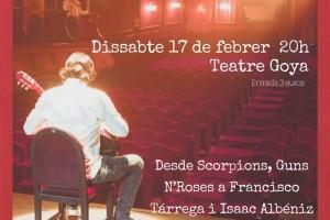 Concert en el Teatre Goya de L´Olleria