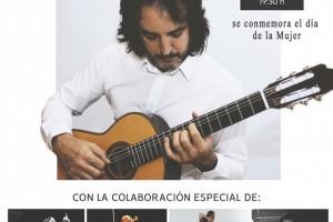 """Concierto """"Sueños de Guitarra"""" en el Teatro Rambal de Utiel"""