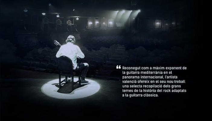 "Presentación ""Rock Road"" en la Llibreria Pàgina3 de Oliva"