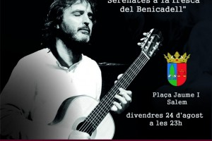 Concert de Guitarra – ´Serenates a la fresca del Benicadell´