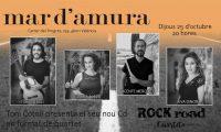 Toni Cotolí presenta: ROCK road cuarteto