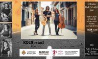 Concierto ROCK road trío en Olocau