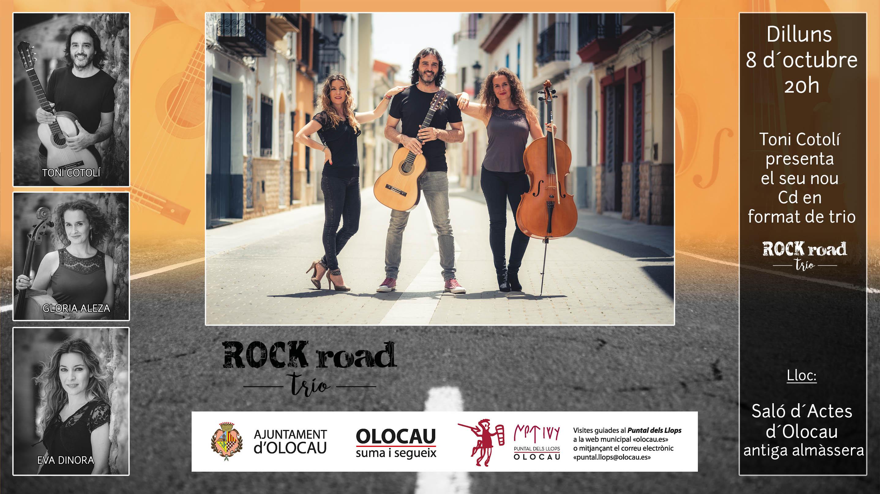 Rock_Road_Toni_Cotoli_Olocau
