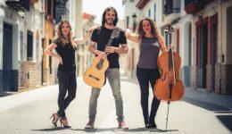 Concierto ROCK road trío