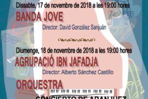 Concierto de Aranjuez – Orquesta de Alzira – dirige Ramón García i Soler