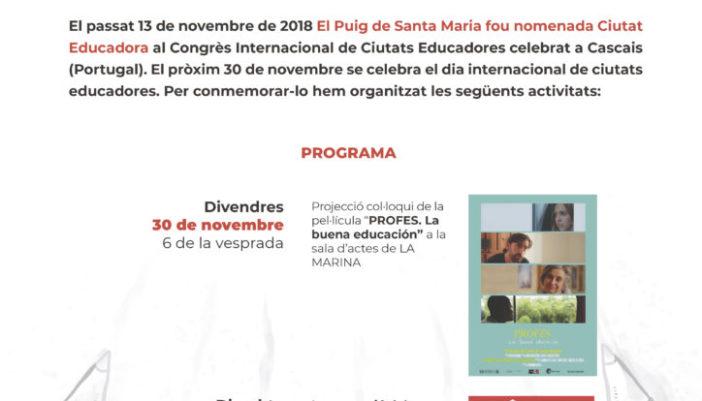 Concert de Guitarra al Passeig Poètic del Puig