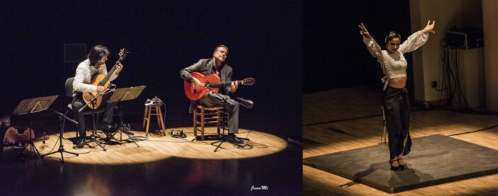 Guitarras del Mediterráneo con Irene de la Rosa