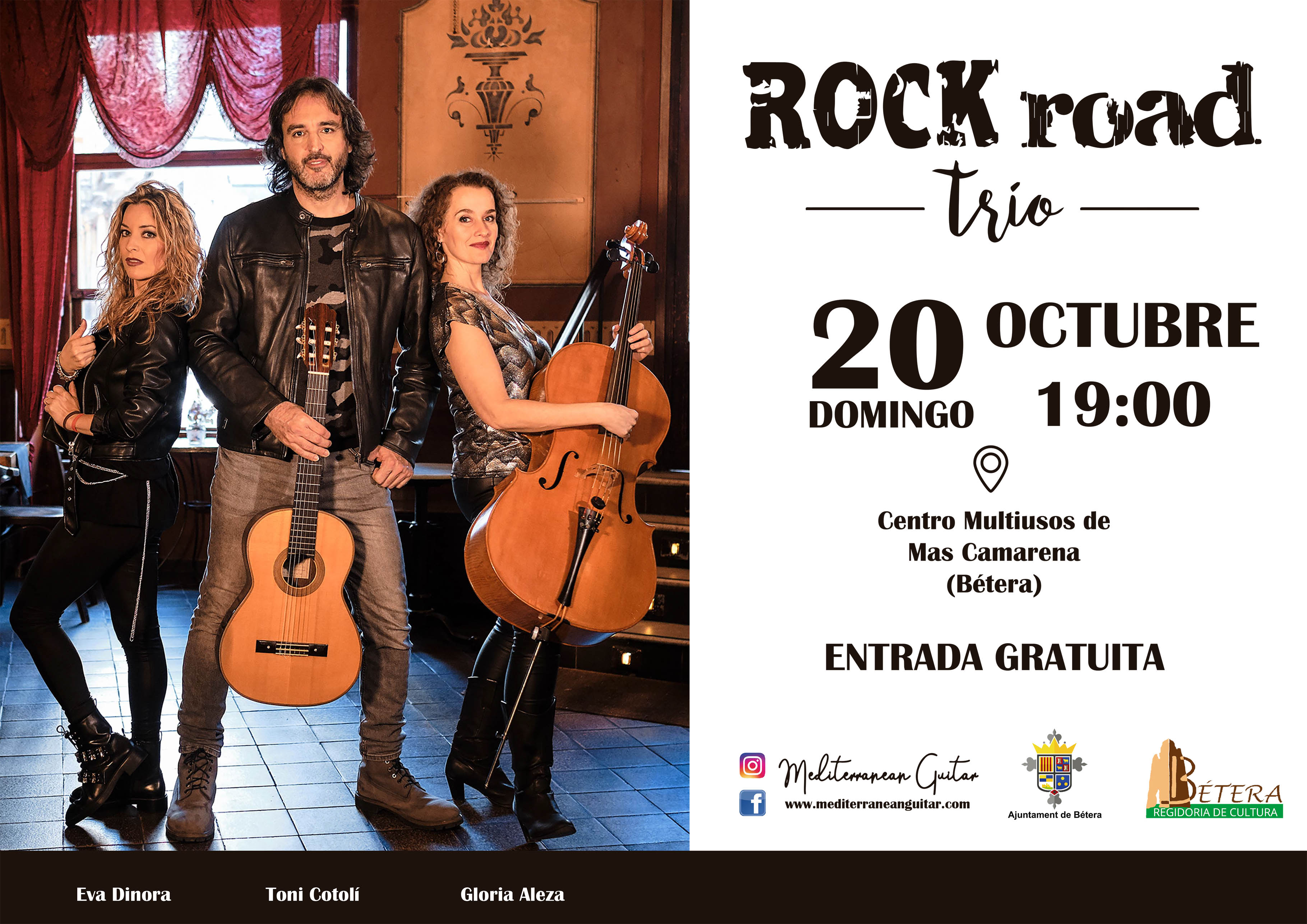 Cartel 20 de Octubre Mas Camarena