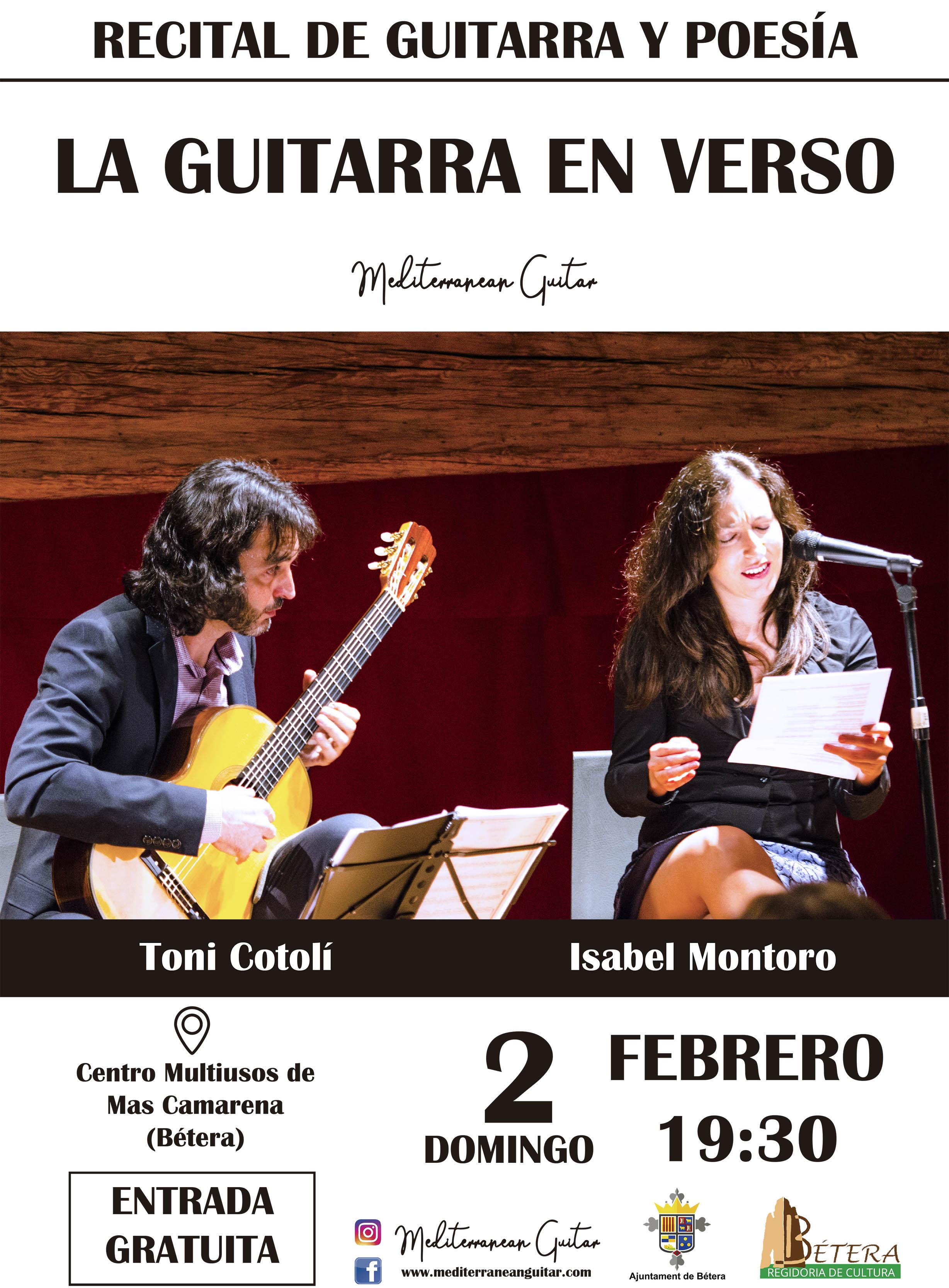 Cartel 2 de Febrero Mas Camarena