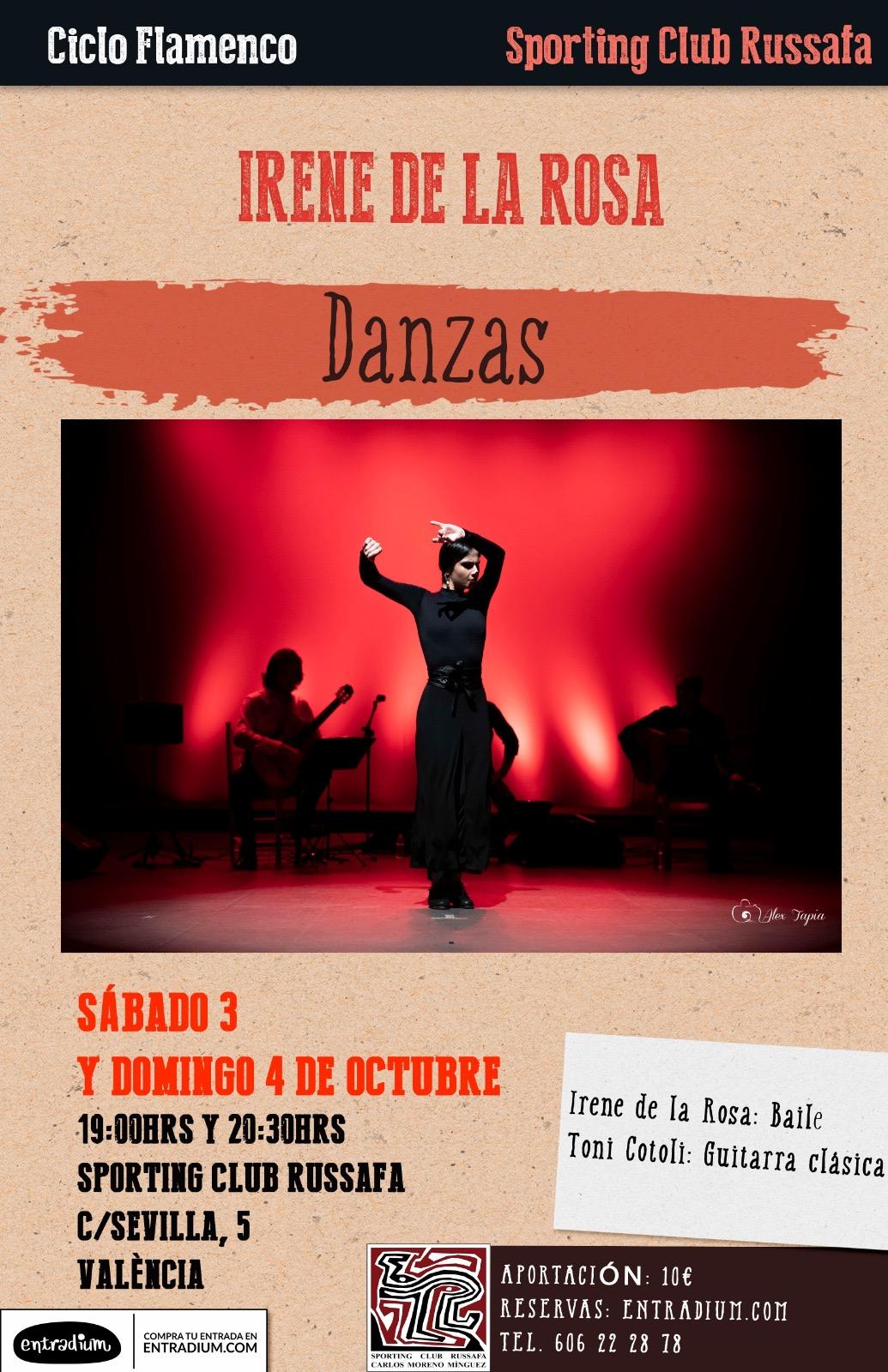 IRENE DE LA ROSA 3 Y 4 OCTUBRE 2020