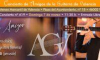 AMIGOS GUITARRA 7 MARZO 2021